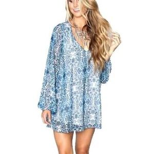 Show Me Your Mumu Donna Michelle Tunic